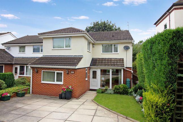 Thumbnail Detached house for sale in Morritt Avenue, Crossgates, Leeds
