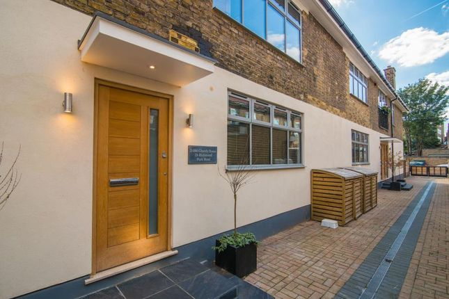 Thumbnail Mews house for sale in Richmond Park Road, East Sheen