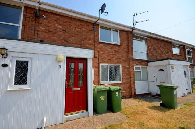 Thumbnail Flat to rent in Claymore Close, Cleethorpes