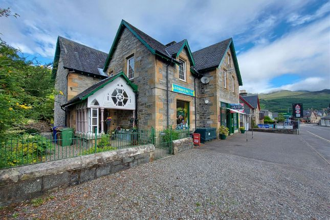 Thumbnail Detached house for sale in Main Street, Killin