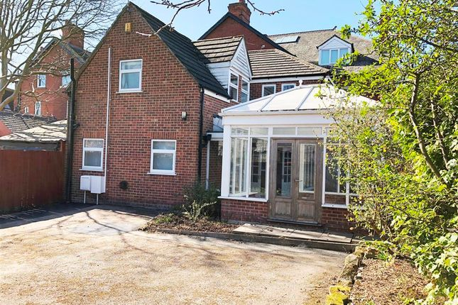 Thumbnail Detached house to rent in Duffield Road, Derby
