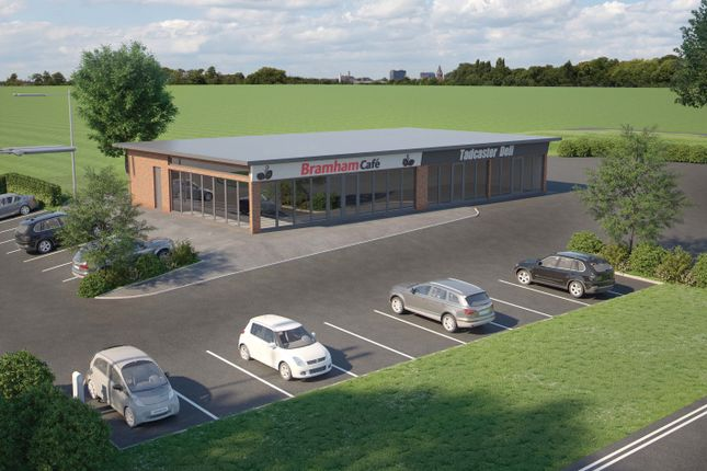 Thumbnail Retail premises to let in Bramham Crossroads, Junction 44 (A64), Leeds