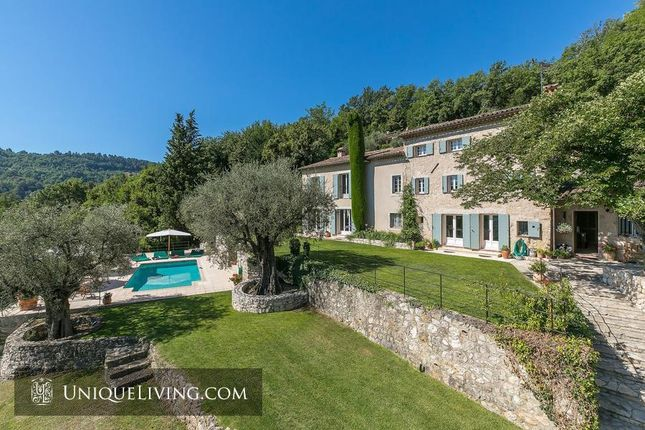 Thumbnail Villa for sale in La Bar Sur Loup, Vence, French Riviera