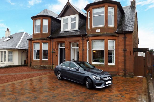 Thumbnail Semi-detached house for sale in Irvine Road, Kilmarnock