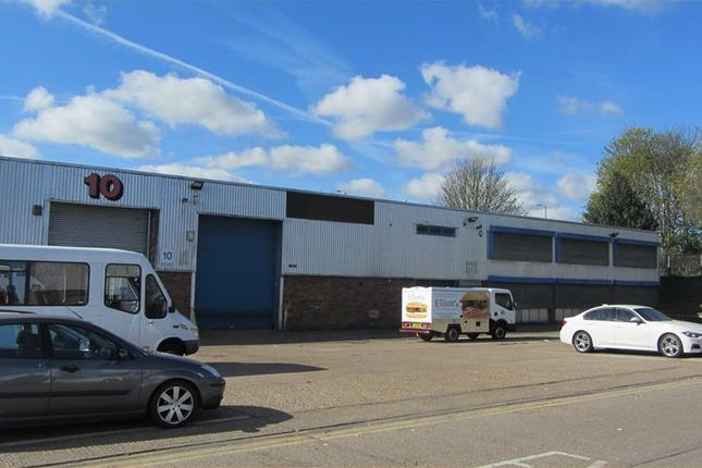 Thumbnail Light industrial to let in Unit 10 Crayside Industrial Estate, Thames Road, Crayford, Kent