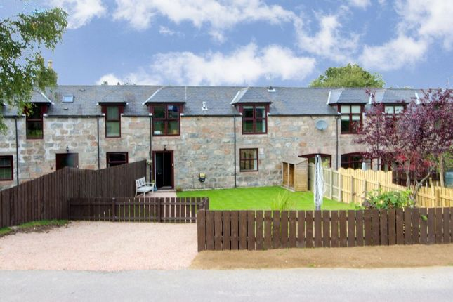 Thumbnail Terraced house for sale in Warren Park, Durris, Banchory