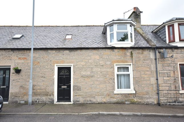 Thumbnail Terraced house for sale in Dunbar Street, Lossiemouth