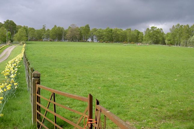Thumbnail Land for sale in East Braeside, Edzell Brechin