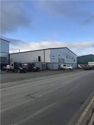 Thumbnail Industrial for sale in High Bay Commercial Premises, Unit 21, Mile Oak Industrial, Maesbury Road, Oswestry, Shrosphire