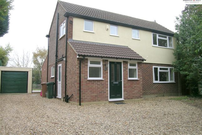 Thumbnail Detached house to rent in Tibbs Hill Road, Abbots Langley