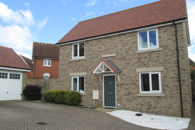 Thumbnail Detached house to rent in Bawlins, St Neots