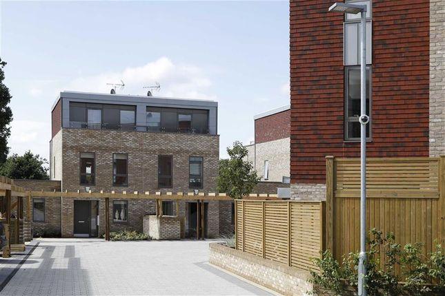 Thumbnail Semi-detached house for sale in Gladstone Village, Mark Twain Drive, Dollis Hill, London
