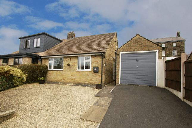 2 bed semi-detached bungalow for sale in The Limes Close, Matlock DE4