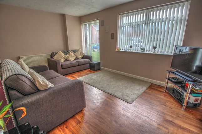 Thumbnail Flat for sale in Copse Crescent, Pelsall, Walsall