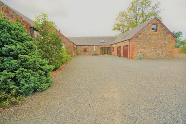 Thumbnail Link-detached house for sale in Cairnston Farm Steading, Drongan, Ayr