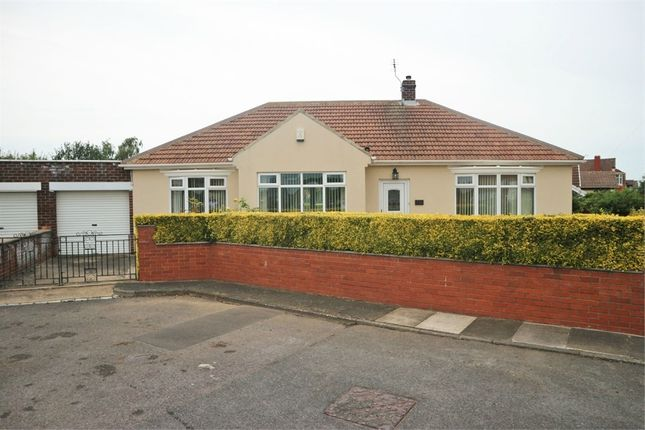 Thumbnail Detached bungalow for sale in Stockton Road, Hartlepool, Durham