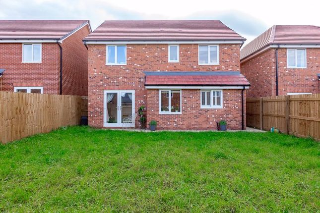 Rear Elevation of Stansfield Drive, Euxton PR7