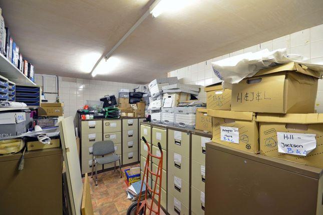 File Storage Room