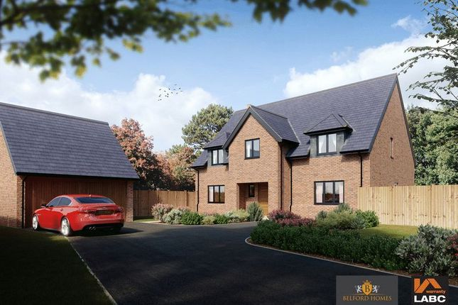Thumbnail Detached house for sale in Plot 7, Pear Tree Croft, Norton-In-Hales, Market Drayton