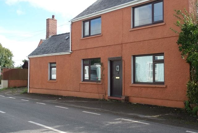 Thumbnail Detached house to rent in 3 Bed Detached House, Hundleton, Pembroke