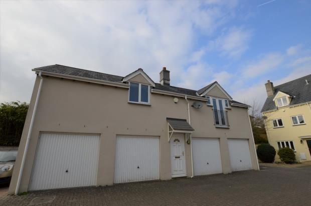Thumbnail Flat for sale in Halfmoon Court, Plymouth Road, Buckfastleigh, Devon