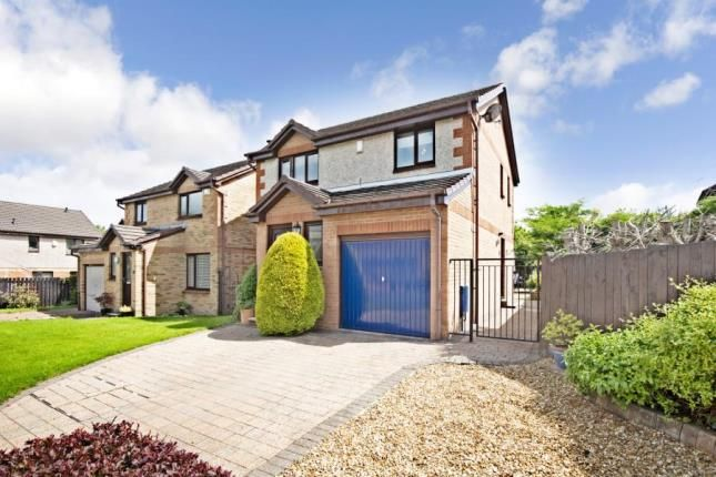 Thumbnail Detached house for sale in Braeview Drive, Paisley, Renfrewshire