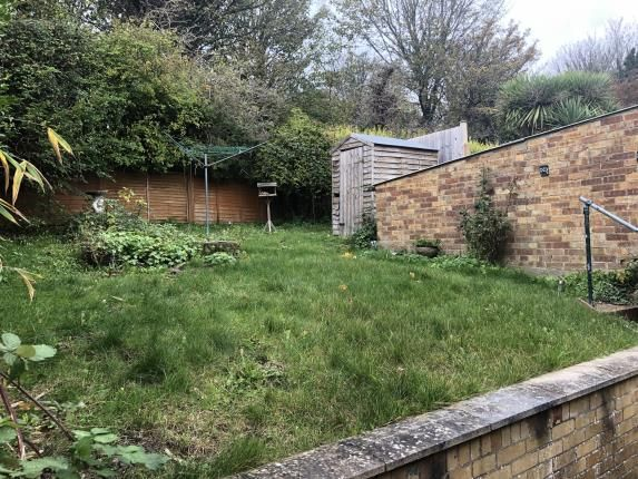 Garden of Elvin Crescent, Rottingdean, Brighton, East Sussex BN2
