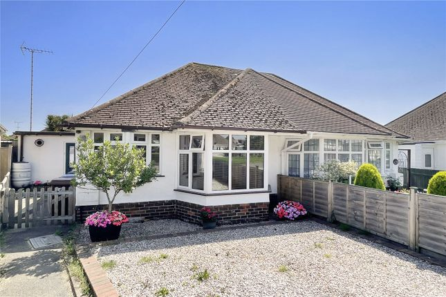 Thumbnail Bungalow for sale in Milton Close, Rustington, Littlehampton