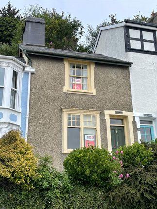 Thumbnail Terraced house for sale in Terrace Road, Aberdyfi, Gwynedd