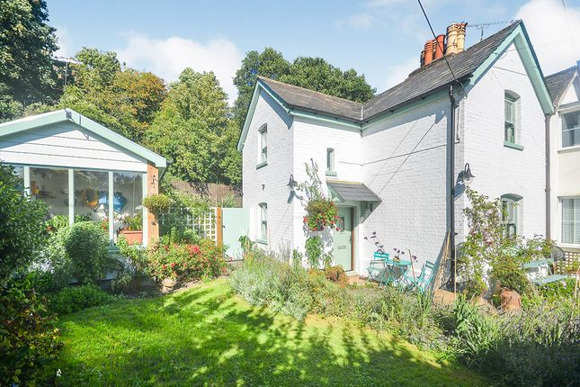 Thumbnail Semi-detached house for sale in Station Approach, Bekesbourne, Canterbury