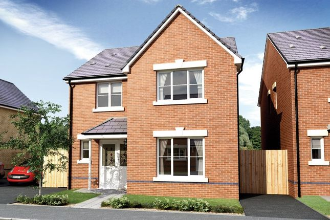 Thumbnail Detached house for sale in The Ferndale, Elms Farm, Llanharry, Pontyclun
