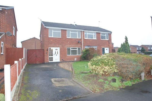 Thumbnail Property to rent in Beaufort Road, Stenson Fields, Derby