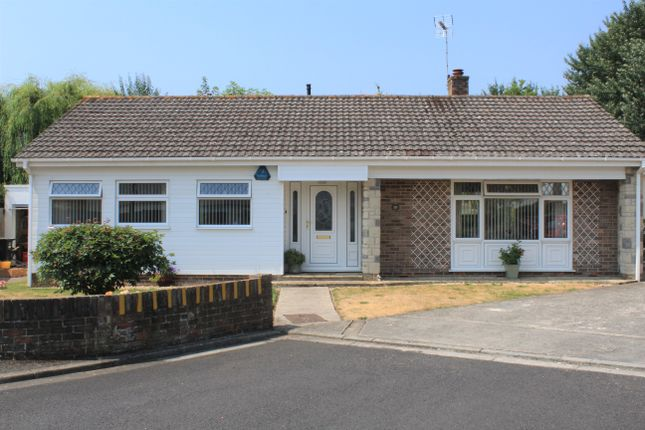 Thumbnail Detached bungalow for sale in Wingard Close, Uphill, Weston-Super-Mare
