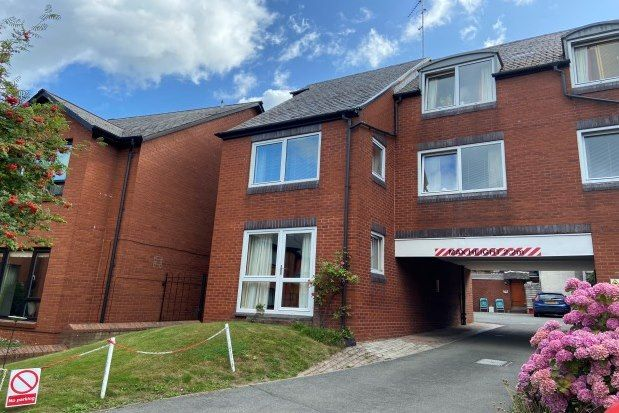 Thumbnail Flat to rent in Homedee House, Chester