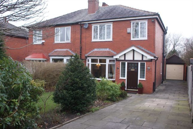 Thumbnail Semi-detached house for sale in Stitch Mi Lane, Harwood, Bolton