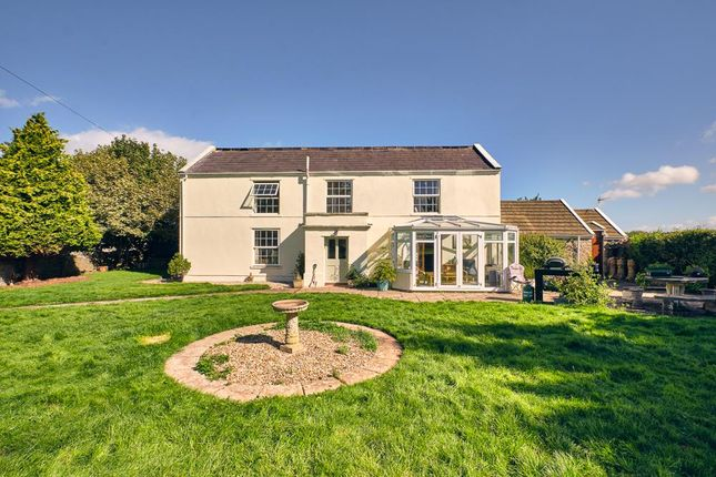 Thumbnail Detached house for sale in Redhill, Bristol, Somerset