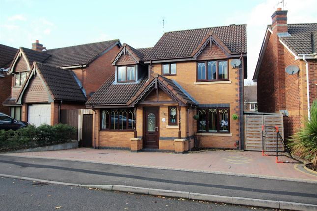 Thumbnail Property for sale in The Sycamores, Bedworth