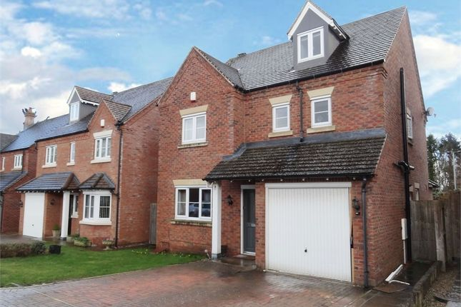 Thumbnail Detached house for sale in College Gardens, Shrewsbury, Shropshire