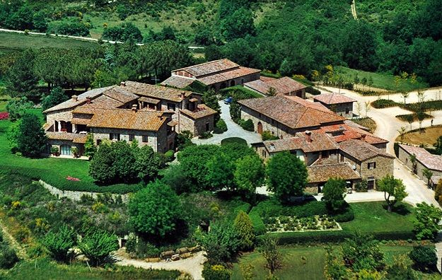 Thumbnail Farm for sale in Castellina In Chianti, Castellina In Chianti, Siena, Tuscany, Italy