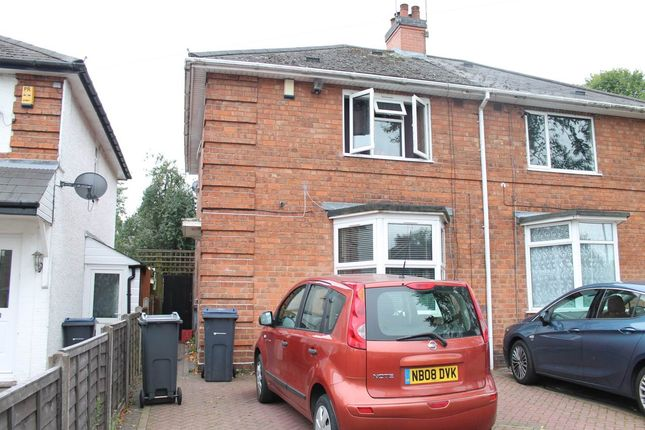 3 bed property for sale in Trescott Road, Northfield, Birmingham