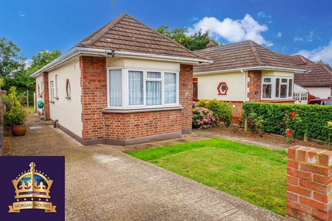 2 bed semi-detached bungalow to rent in Oakfield Road, Benfleet SS7