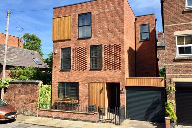 Thumbnail Detached house for sale in Osborne Street, Didsbury, Manchester