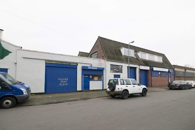 Thumbnail Commercial property for sale in Bickford Road, Birmingham