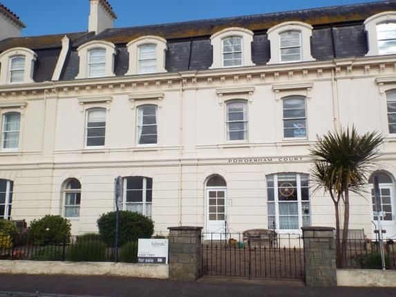 Flat for sale in Powderham Terrace, Teignmouth, Devon