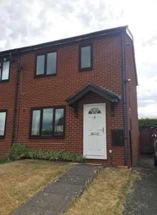 Thumbnail Semi-detached house to rent in Hillcrest Drive, Llandrindod Wells