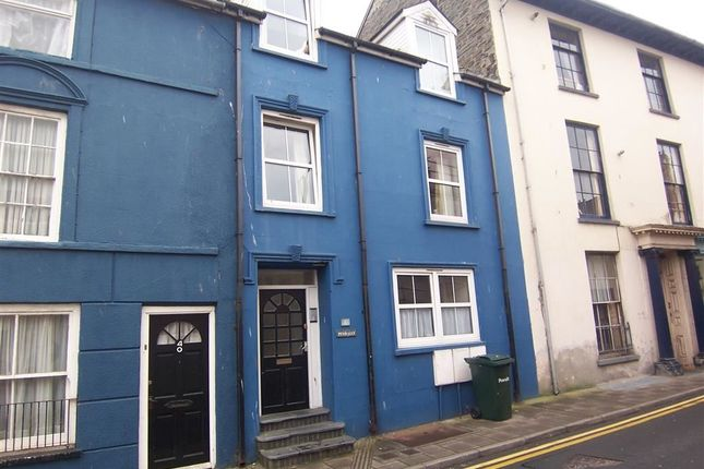 Thumbnail Flat for sale in Queen Street, Aberystwyth, Ceredigion
