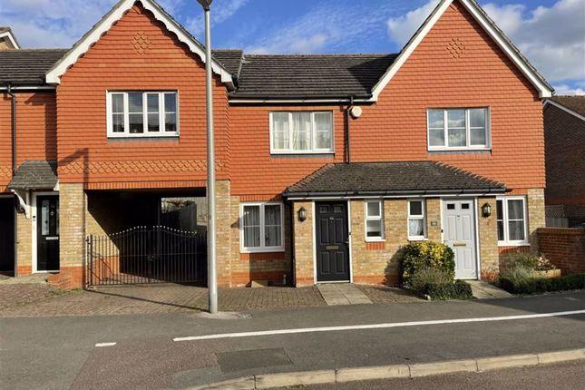2 bed terraced house for sale in Leonardslee Crescent, Newbury, Berkshire RG14