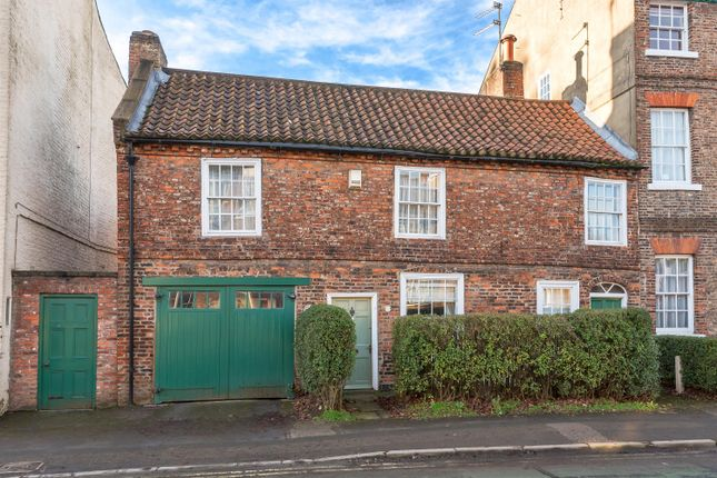 Thumbnail End terrace house for sale in Main Street, Fulford, York