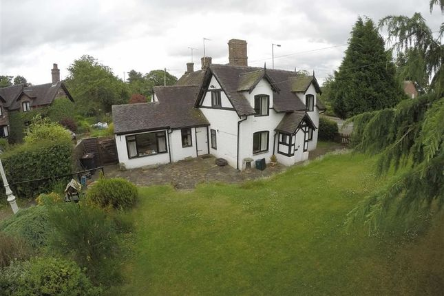 Thumbnail Detached house for sale in Bar Hill, Madeley, Newcastle-Under-Lyme