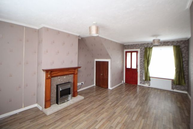 Lounge of Cullen Crescent, Kirkcaldy KY2